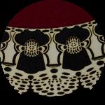 Olifant & Clown, detail, lasercutting met diverse papiersoorten