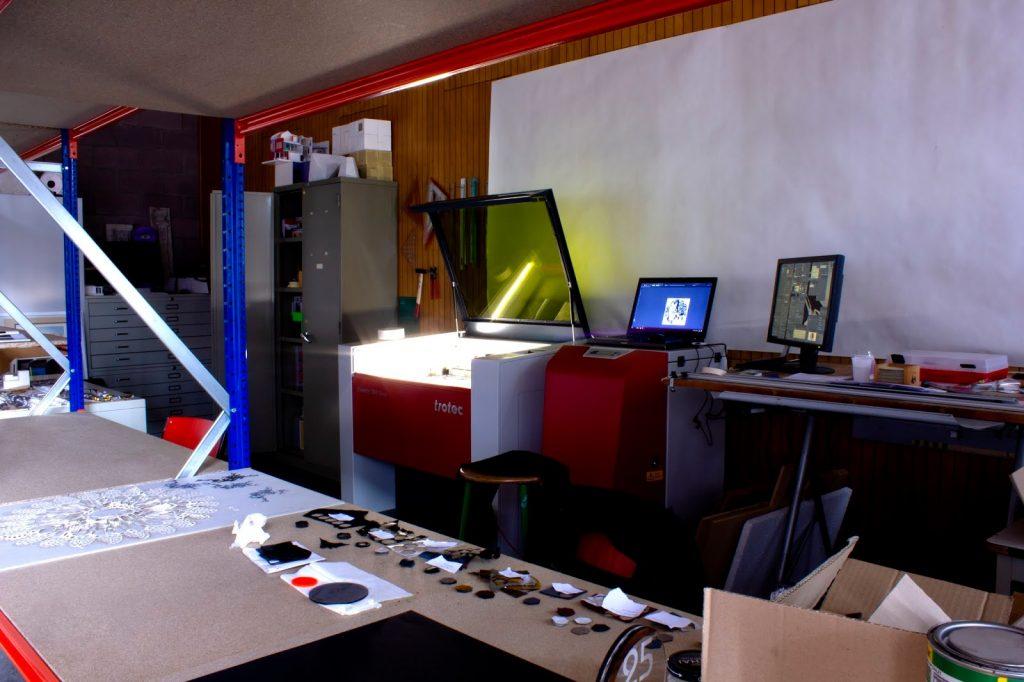 Atelier Vlijmlicht en Steamlab